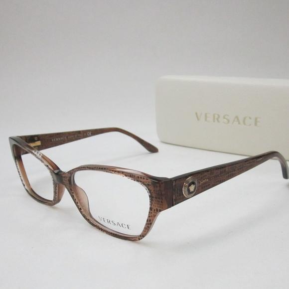 fc404b7eca60 Versace Accessories | Mod 3172 991 Eyeglasses Italyoll844 | Poshmark